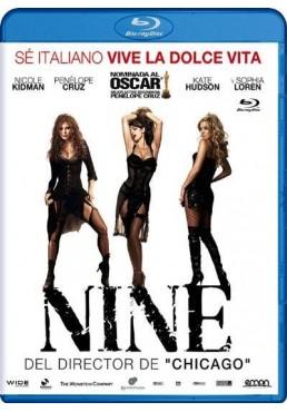 Nine (Blu-Ray)