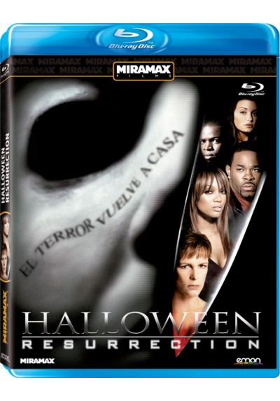 Halloween : Resurrection (Blu-Ray)