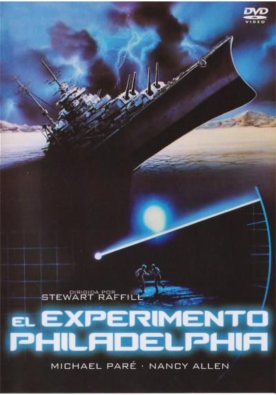 El Experimento Filadelfia (The Philadelphia Experiment)