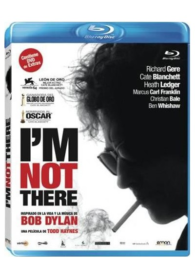 I´m Not There (Blu-Ray + Dvd Extras)