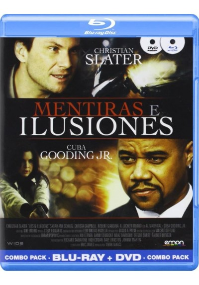 Mentiras E Ilusiones (Blu-Ray + Dvd) (Lies & Illusions)