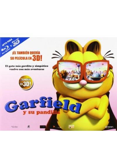 Garfield Y Su Pandilla (Blu-Ray) (Ed. Horizontal)