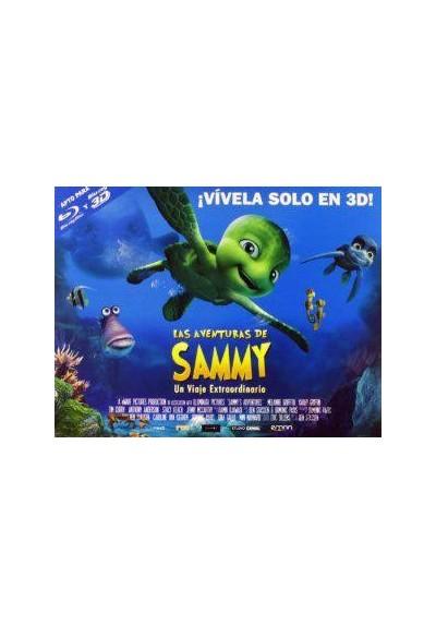 Las Aventuras De Sammy (Blu-Ray) (Ed. Horizontal)