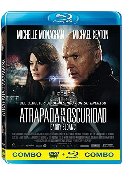 Atrapada En La Oscuridad (Blu-Ray + Dvd) (Penthouse North)