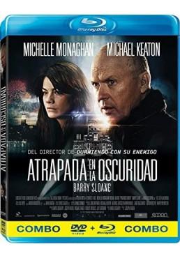 Atrapada En La Oscuridad (Blu-Ray + Dvd) (Penthouse North)