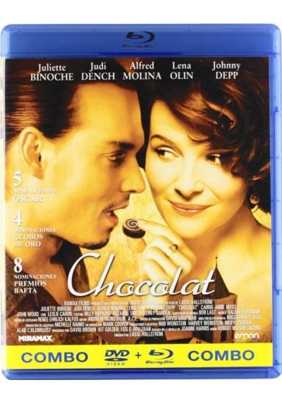 Chocolat (Blu-Ray+ Dvd)