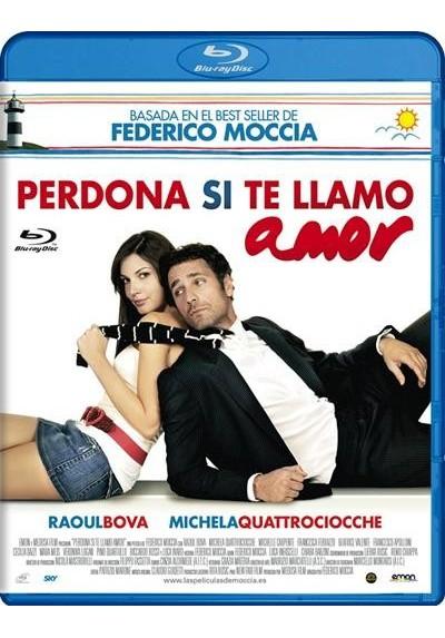 Perdona Si Te Llamo Amor (Blu-Ray) (Scusa Ma Ti Chiamo Amore)