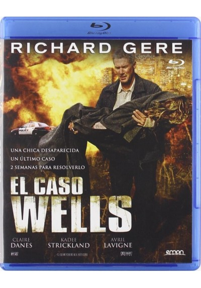 El Caso Wells (Blu-Ray) (The Flock)