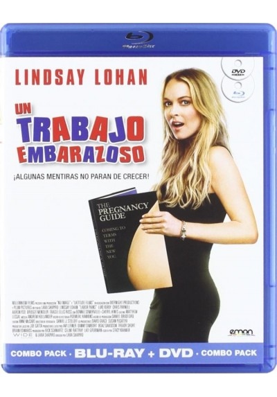 Un Trabajo Embarazoso (Blu-Ray + Dvd) (Labor Pains)