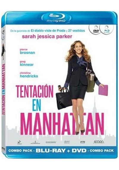 Tentacion En Manhattan (Blu-Ray + Dvd) (I Don´t Know How She Does It)