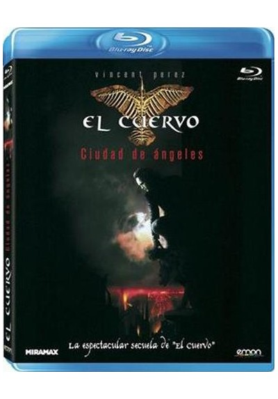 El Cuervo : Ciudad De Angeles (Blu-Ray) (The Crow : City Of Angels)