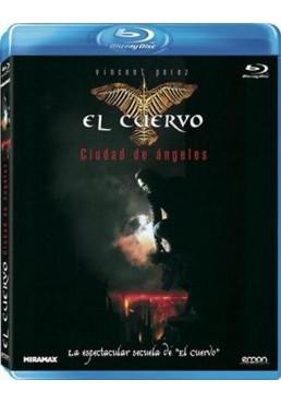 El Cuervo : Ciudad De Angeles (Blu-Ray) (The Crow : City Of Angels)