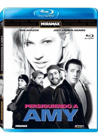Persiguiendo A Amy (Blu-Ray) (Chasing Amy)