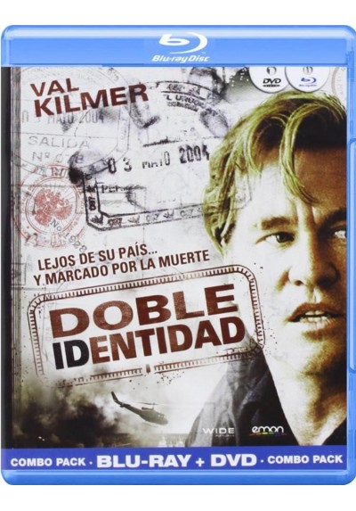 Doble Identidad (Blu-Ray + Dvd) (Fake Identity)