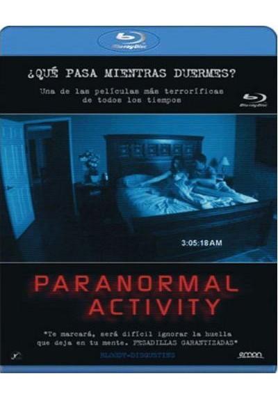 Paranormal Activity (Blu-Ray)