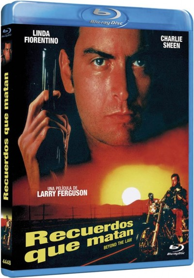 Recuerdos Que Matan (Blu-Ray) (Beyond The Law)