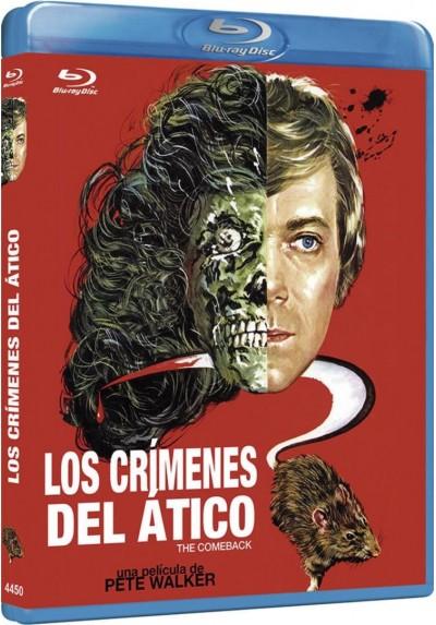 Los Crimenes Del Atico (Blu-Ray) (The Comeback)