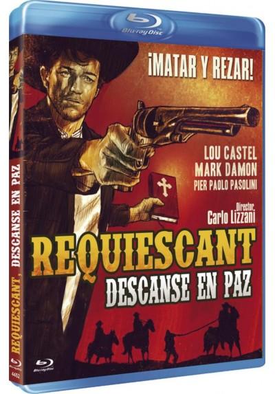 Requiescant, Descanse En Paz (Blu-Ray)