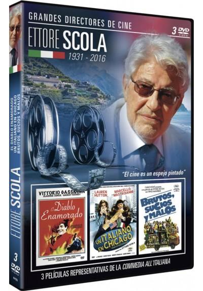 Pack Ettore Scola