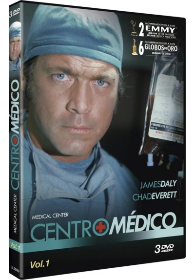 Centro Medico - Vol. 1 (Medical Center)