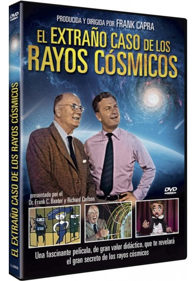 El Extraño Caso De Los Rayos Comicos (The Strange Case Of The Cosmic Rays)