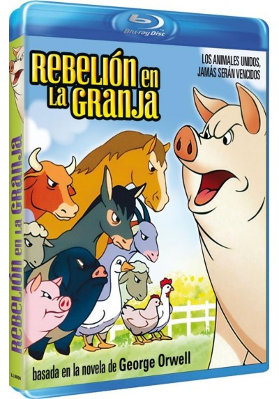 Rebelion En La Granja (Blu-Ray) (Animal Farm)