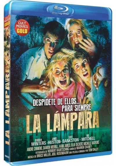 La Lampara (Blu-Ray) (The Outing)