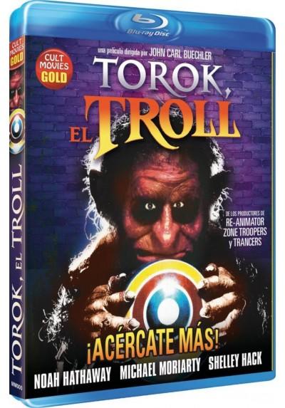 Torok, El Troll (Blu-Ray)