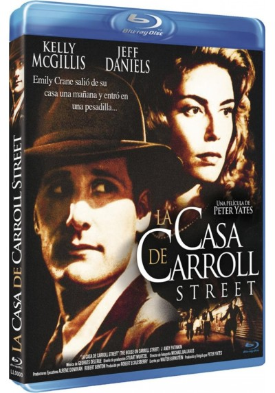 La casa de Carrol Street (Blu-Ray) (The House on Carrol Street)