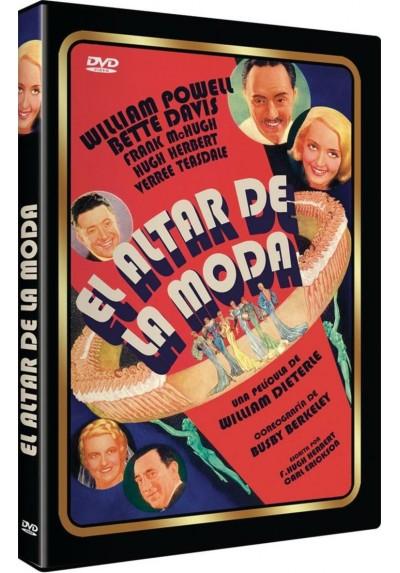 El Altar De La Moda (Fashions Of 1934)