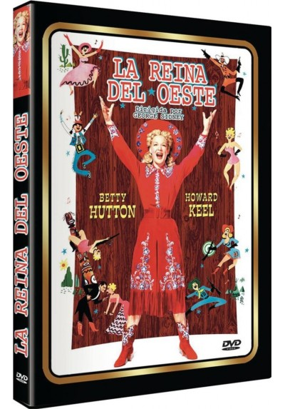 La Reina Del Oeste (Annie Get Your Gun)