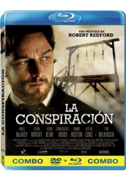 La Conspiracion (2010) (Blu-Ray + Dvd) (The Conspirator)