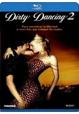Dirty Dancing 2 (Blu-Ray) (Dirty Dancing 2: Havana Nights)