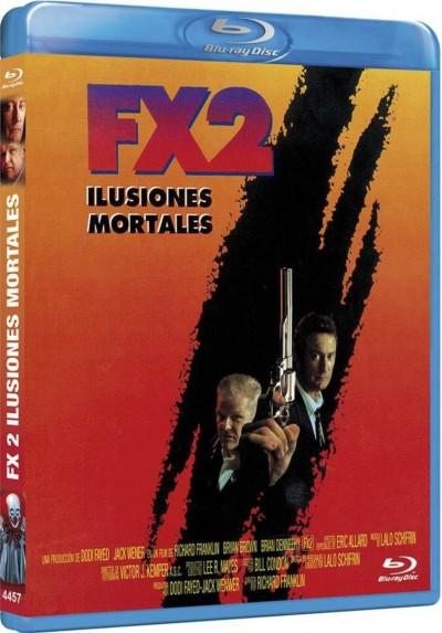 Fx 2 Ilusiones Mortales (Blu-Ray)