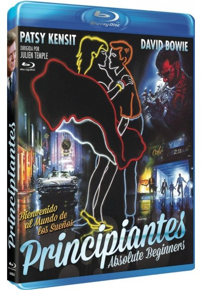 Principiantes (Blu-Ray) (Absolute Beginners)