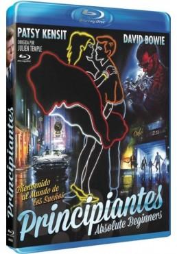 Principiantes (Blu-Ray) (Absolute Beginners)