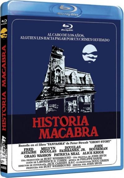 Historia Macabra (Blu-Ray) (Ghost Story)