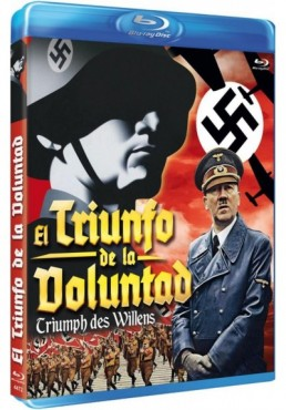 El Triunfo De La Voluntad (Blu-Ray) (BD-R) (Triumph Des Willens)