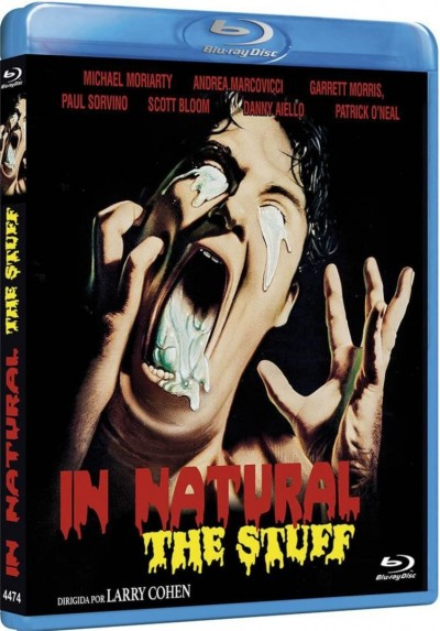 In Natural (Blu-Ray) (The Stuff)