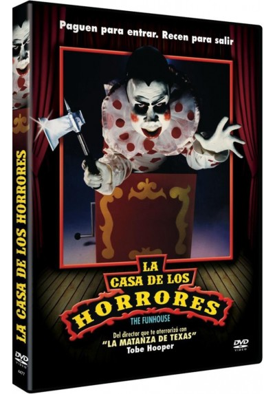 La Casa De Los Horrores (The Funhouse)