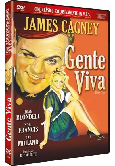 Gente Viva (V.O.S.) (Blonde Crazy)