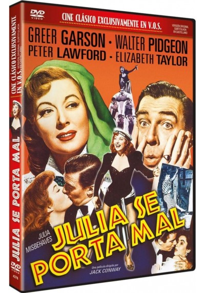 Julia Se Porta Mal (V.O.S.) (Julia Misbehaves)