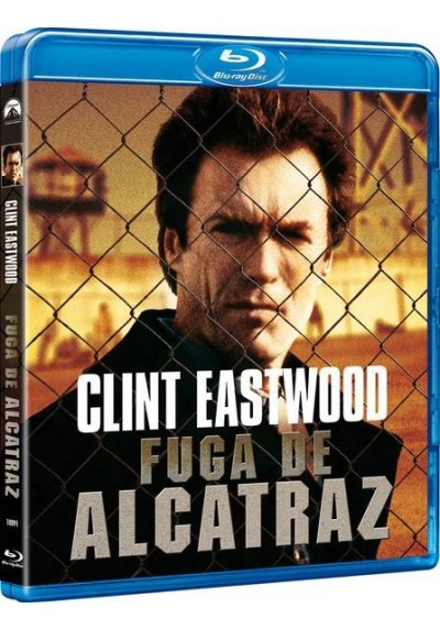 Fuga De Alcatraz (Blu-Ray) (Escape From Alcatraz)