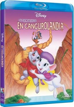 Los Rescatadores En Cangurolandia (Blu-Ray) (The Rescuers Down Under)