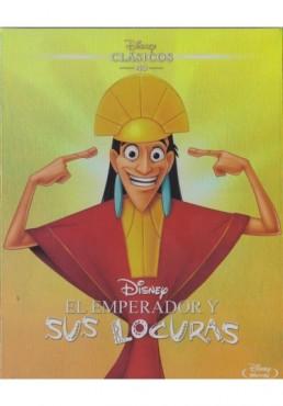El Emperador Y Sus Locuras (Blu-Ray) (The Emperor'S New Groove)