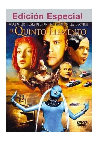 El Quinto Elemento (Ed. Especial) (The Fifth Element)