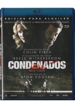 Condenados (Blu-Ray) (Devil'S Knot)