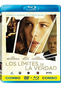 Los Limites De La Verdad (Blu-Ray + Dvd) (The Trials Of Cate Mccall)