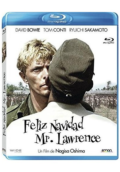 Feliz Navidad Mr. Lawrence (Blu-Ray) (Merry Christmas, Mr. Lawrence)