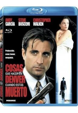Cosas Que Hacer En Denver Cuando Estas Muerto (Blu-Ray) (Things To Do In Denver When You´re Dead)
